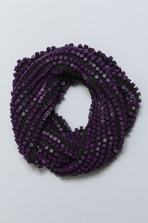 Crocheted Single Sided