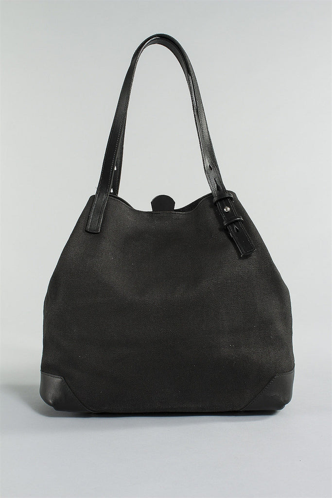 Tote Bag in Black C-SP-003-S15 - BLACK*