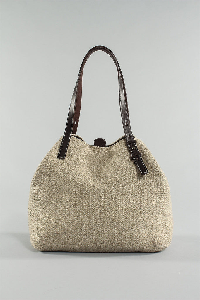 Tote Bag in Hemp 6023484779 - HEMP*