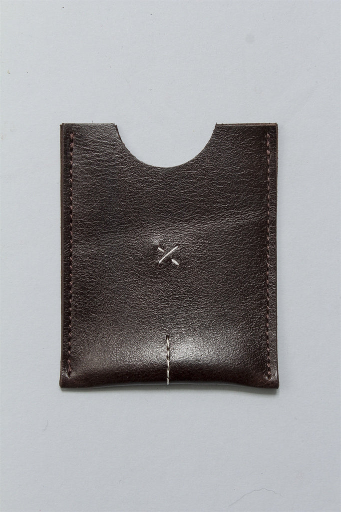 Card Sleeve in Brown 6023484809 - BROWN*