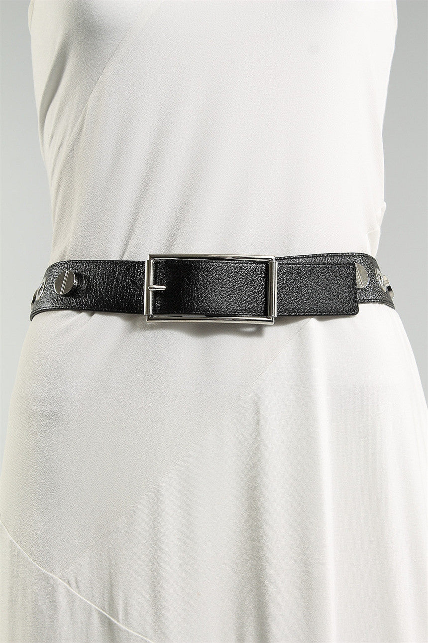 Flat Head Stretch Belt