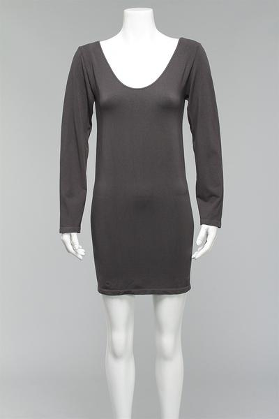 Extra Soft Rayon Fitted Dress