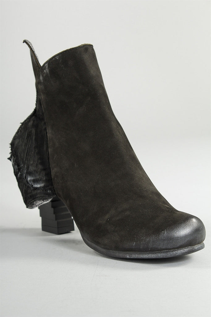 Else Boot in Black/Silver ELSE - BLK/SLVR