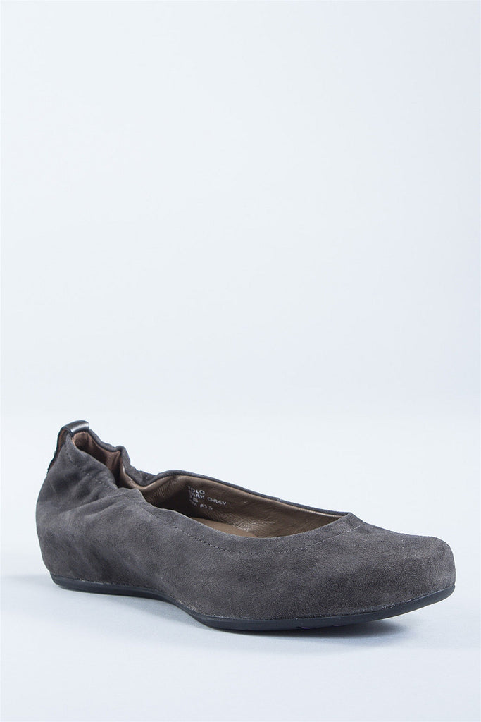 Tolo Shoe in Dark Gray 801421W - DKGREY