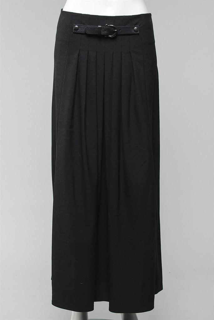 Urban Long Skirt in Anthracite JH3136 - ANTHRA