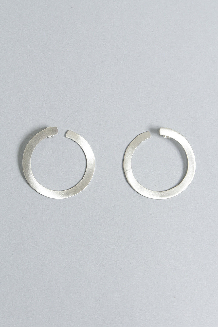 Earrings #40 in Sterling Silver C-GPE40 - STERLING