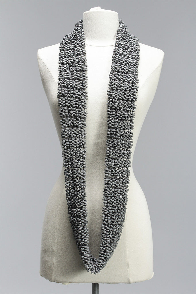 Donuts Fishnet in Gray C-JNL1517 - GREY