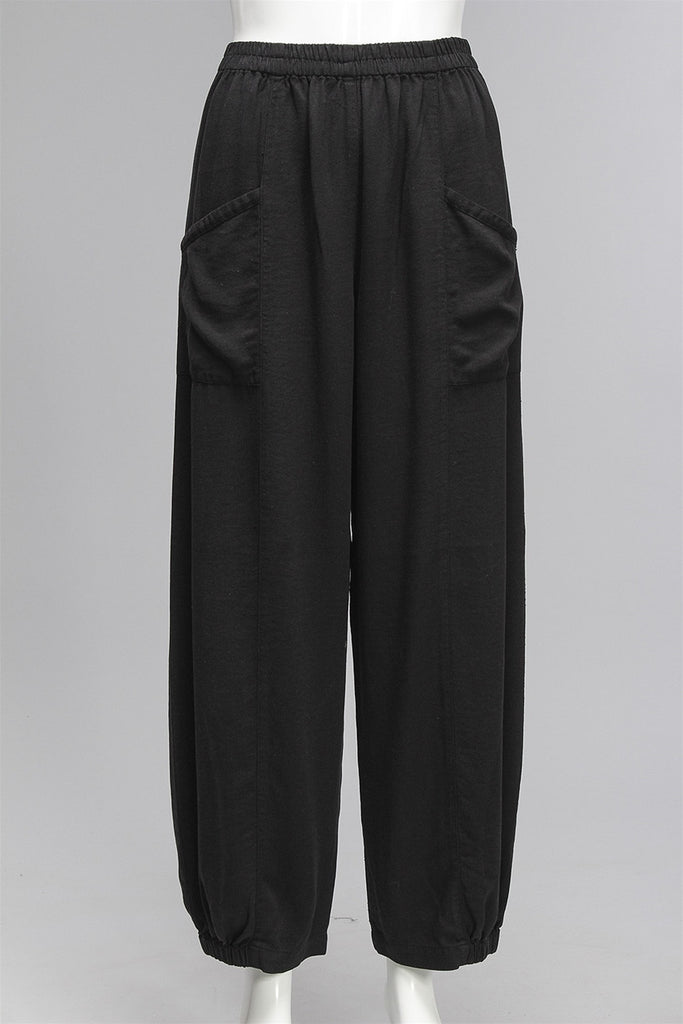 Pants Taiba in Black C-C16D252316 - BLACK
