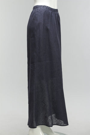 Perfect Bias Cut Skirt in Navy 48226-9377-SP - NAVY