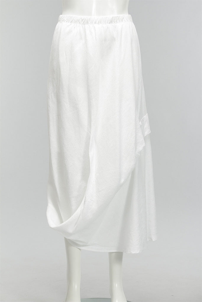 Sign Me Up Skirt in Soft White 6425-9352 - SWHITE