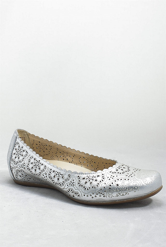 Bindi Shoe in Silver 800786 - SILVER