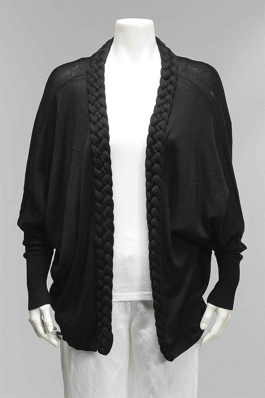 Cope Cardigan in Black  Stine Ladefoged Cope Cardigan - BLACK