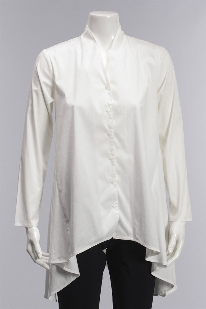 Resolute Tunic in Soft White 48830-434 - SOFTWHT