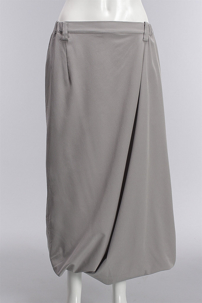 Skirt in Gray 161643-S16 - GREY