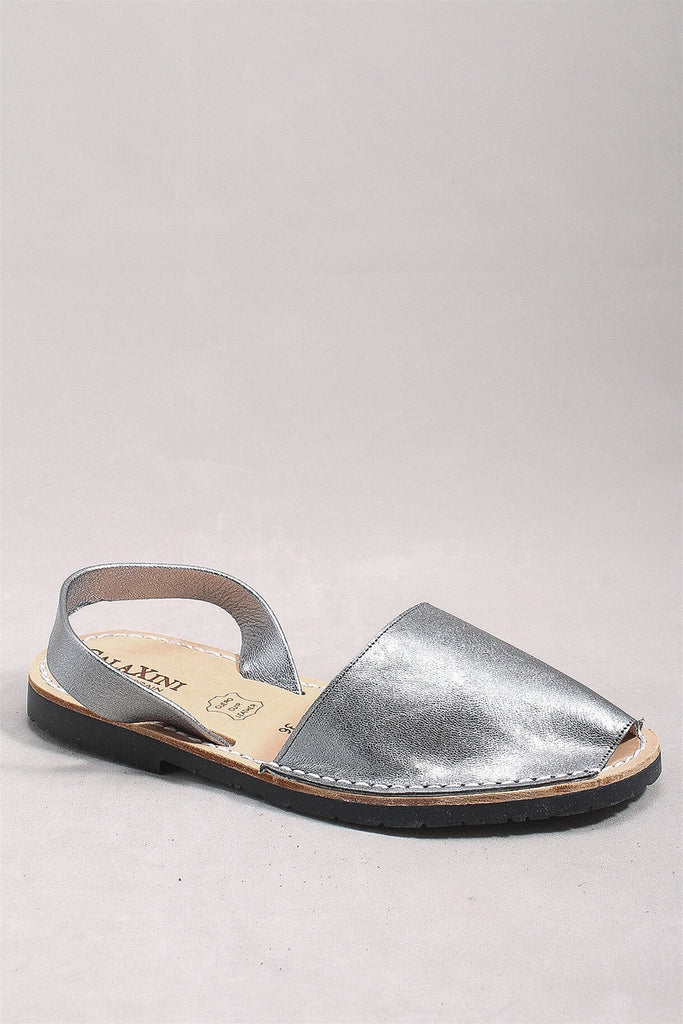 Avarcas Sandals in Silver 140-S16 - SILVER