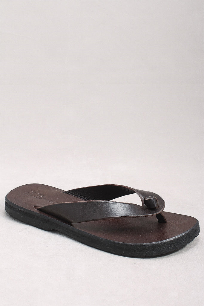 Marie Sandal in Coffee Marie  - COFFEE