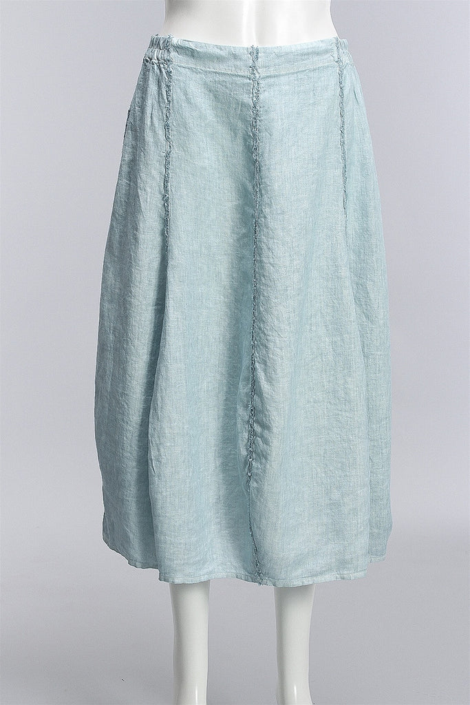 Skirt Hella in Aqua C-C16D701123 - AQUA