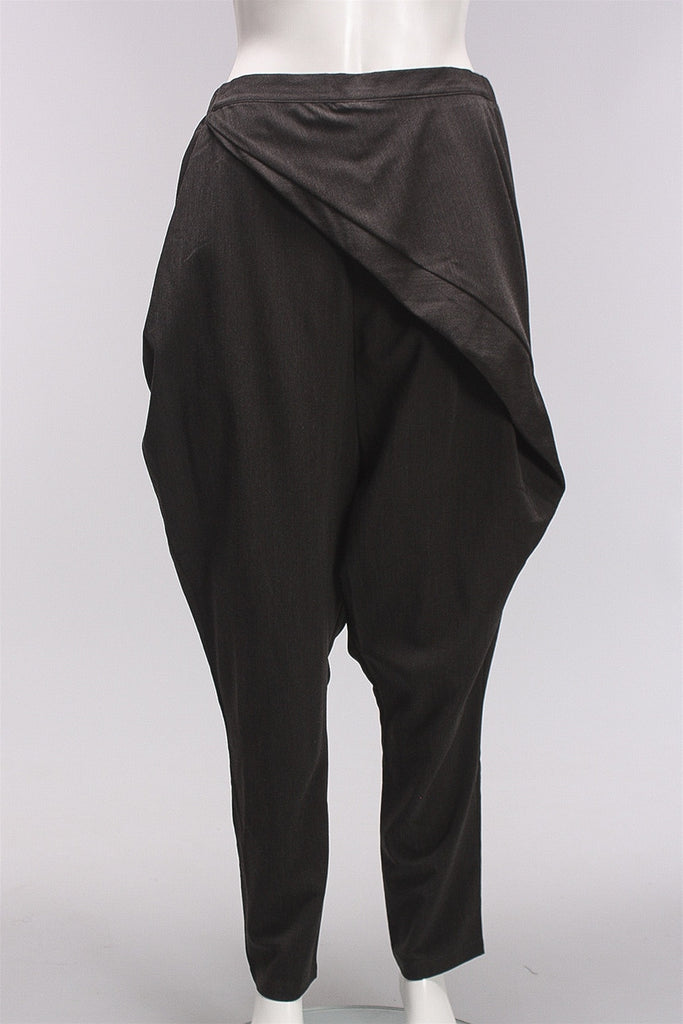 Moyuru Pants in Charcoal C-133604 - CHARCOAL