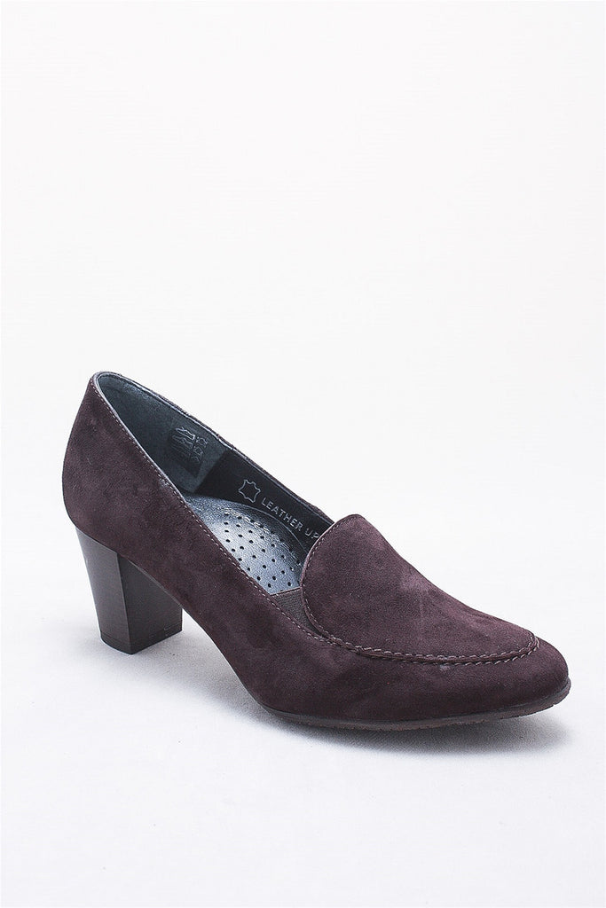 Karen Shoe in Brown KAREN - BROWN