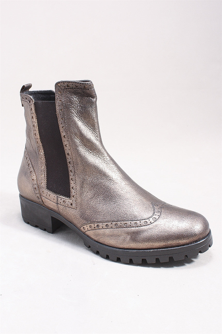 Breanne Boot in Antique Gold SI0150 - ANTGOLD