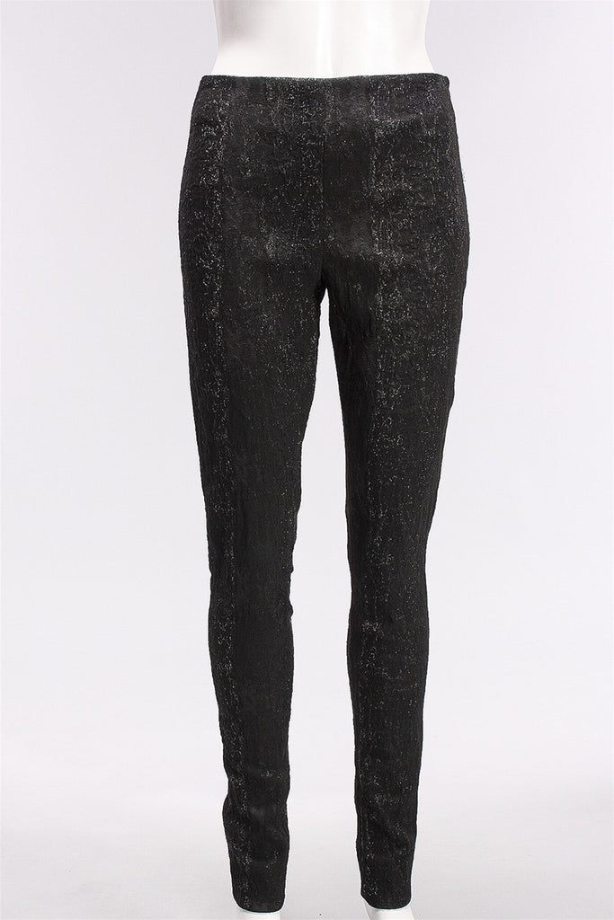 Shimmer Pants in Black 16-2-351 - BLACK