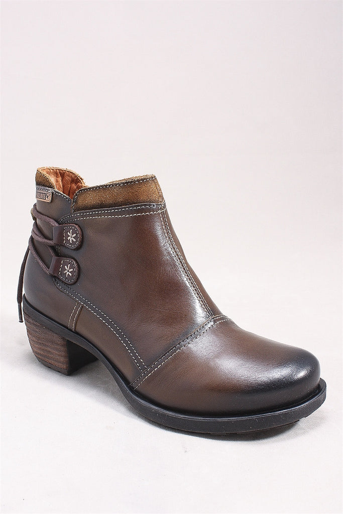 Le Mans Low Boot in Moss 838-8696 - MOSS