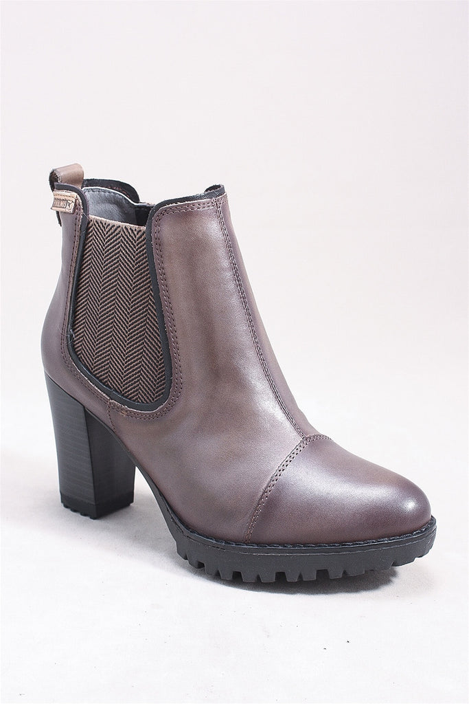 Connelly Low Boot in Siena W3E-8709 - SIENNA