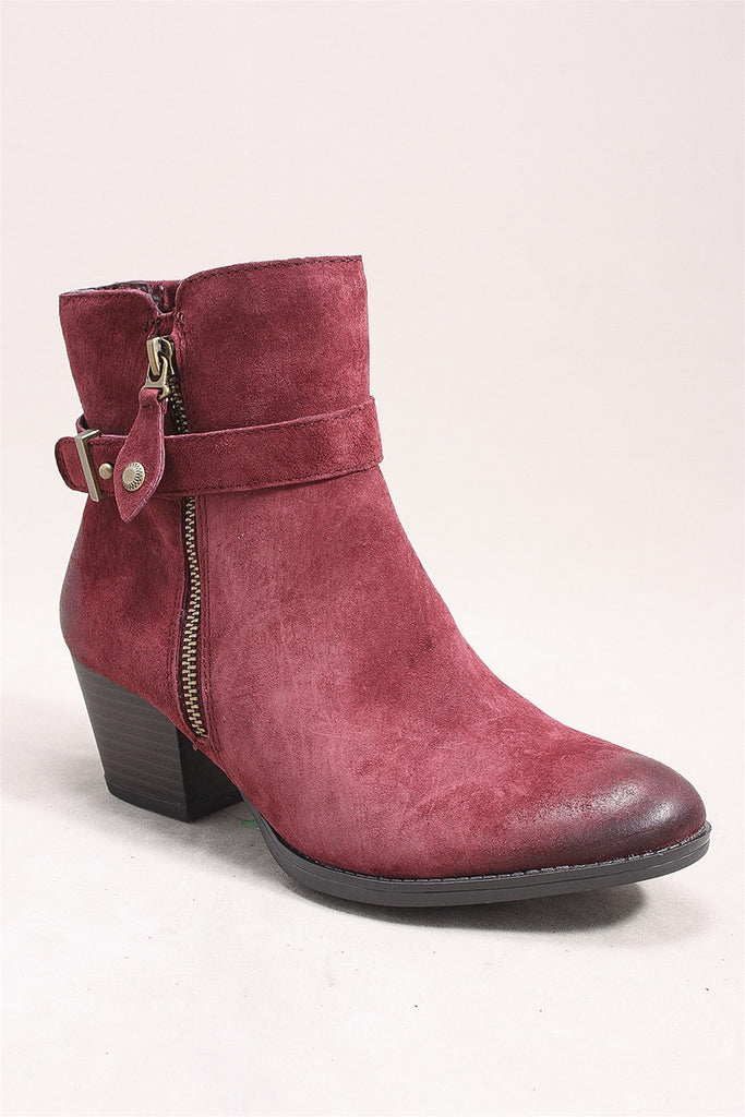 Royal Boot in Wine 601633W - WINE