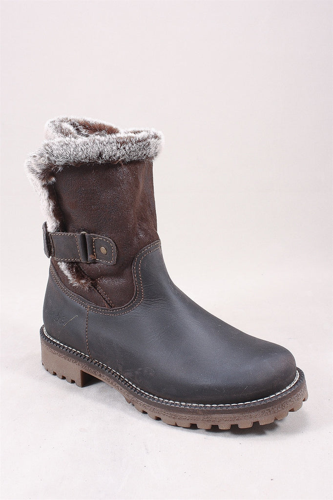 Candy Boot in Dark Brown B16260 - DKBROWN
