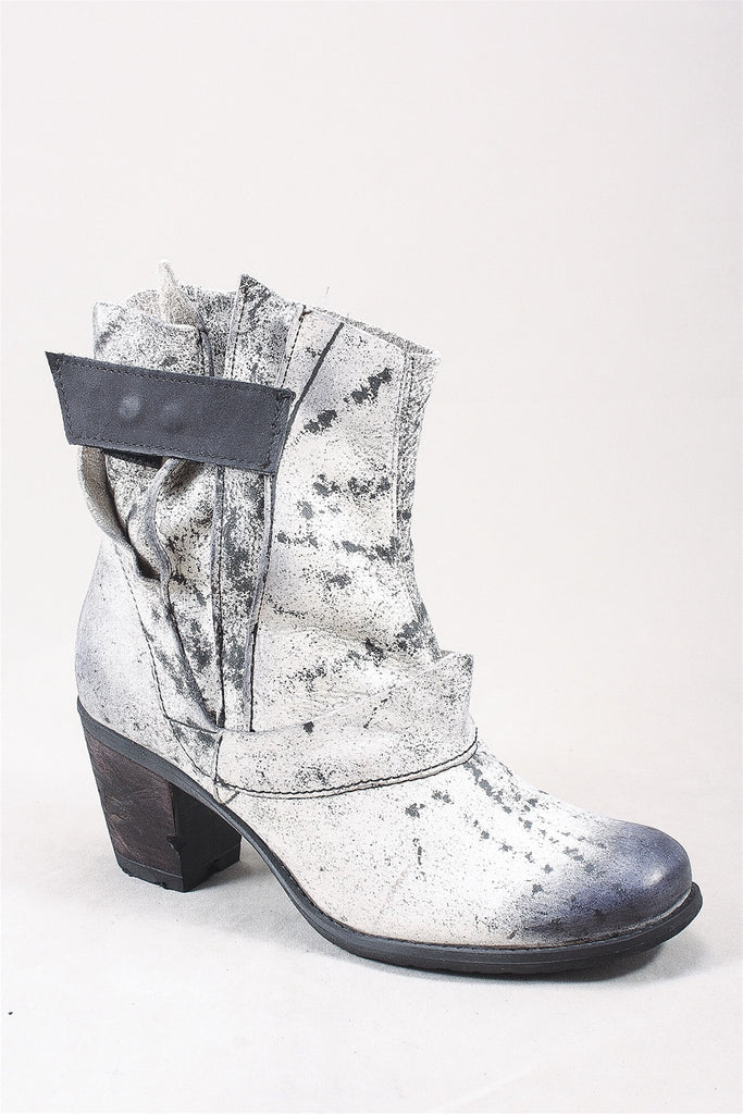 Cham Boot in Stone/White C-CHAM - STNWHT