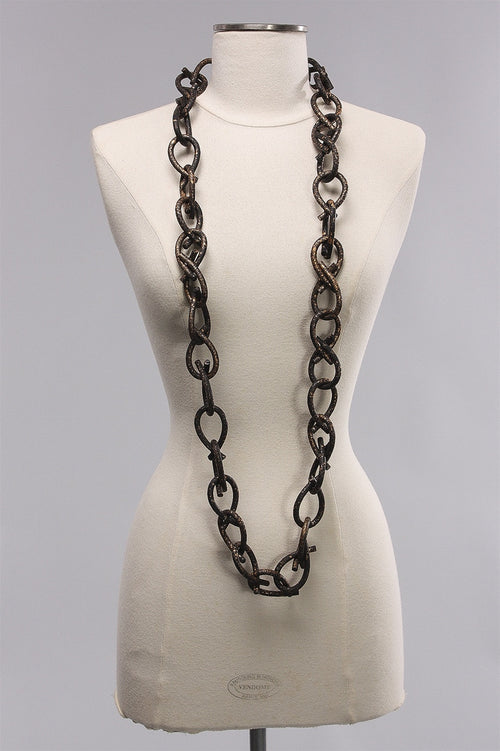 6mm Rubber Hand Painted Chain