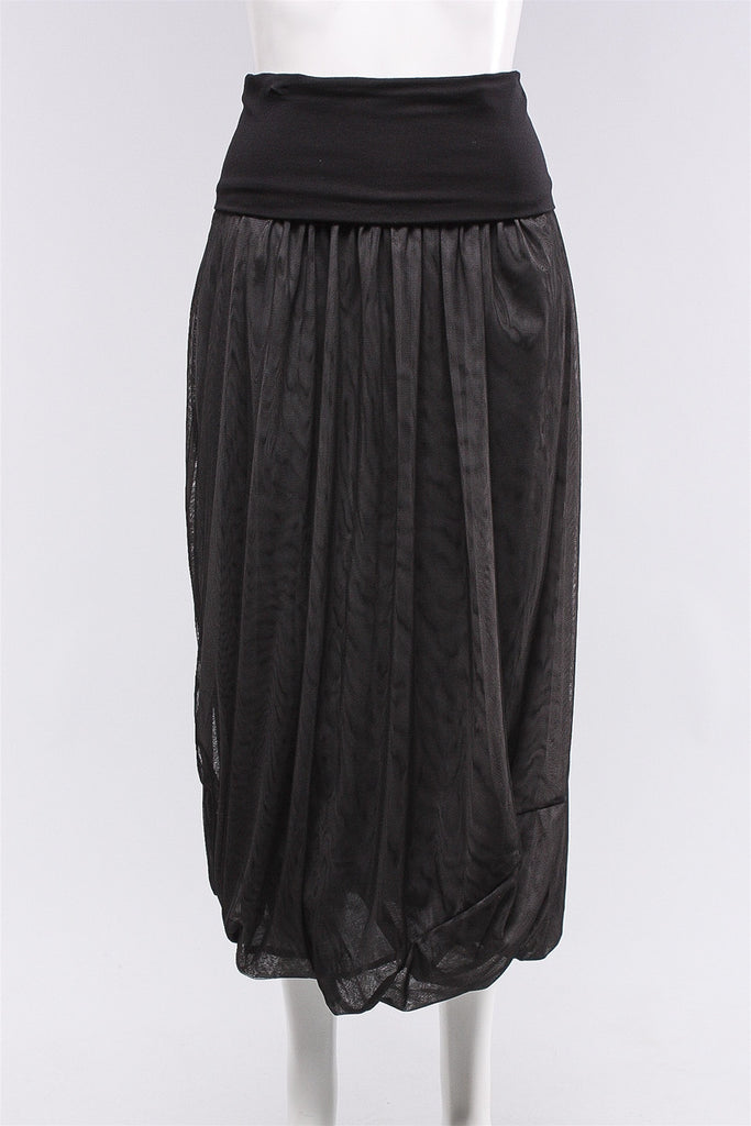 Skirt Nody in Black C-C26D719246  - BLACK