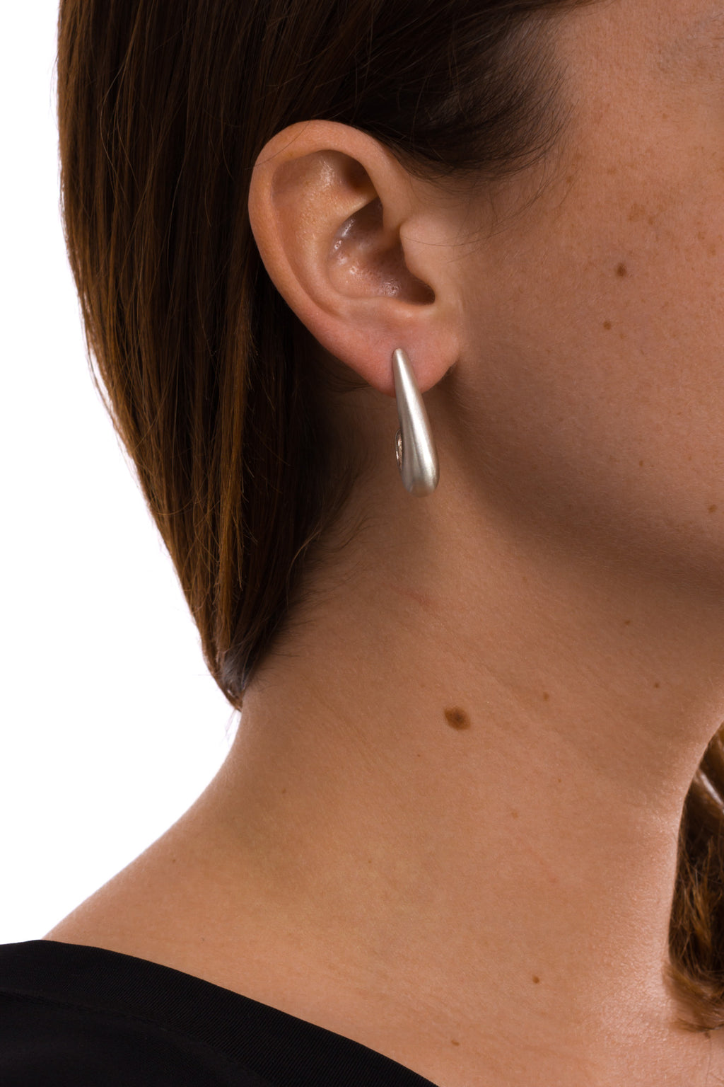 Small J-Hook Earring
