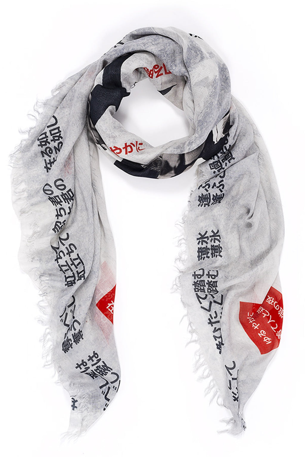 Haiku Love Scarf