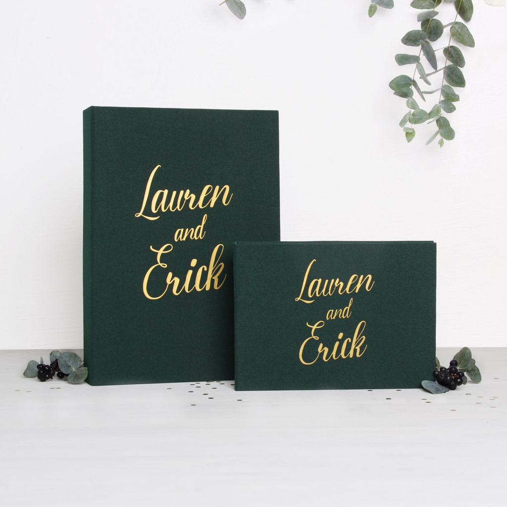 Wedding Guestbook Liumy