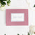 Instax Wedding Guest Book Sign in Book Dusty Pink Album with Paper Label - Liumy