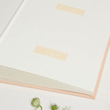 Princess Baby Shower Guest Book Instant Album Peach - Liumy