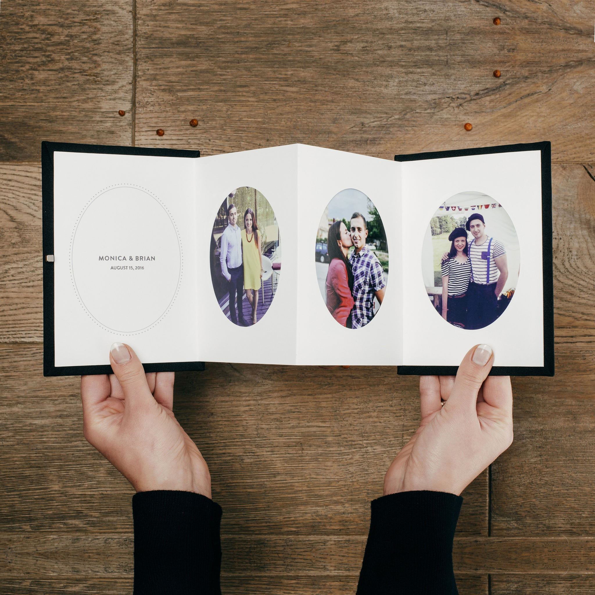 db6338c8e4f24 Memories Booklet Mother of the Bride Gift Parents Thank You Parents ...