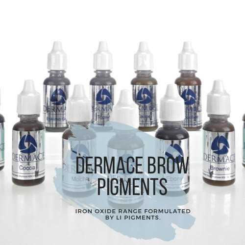 Dermace Brow Pigment Collection