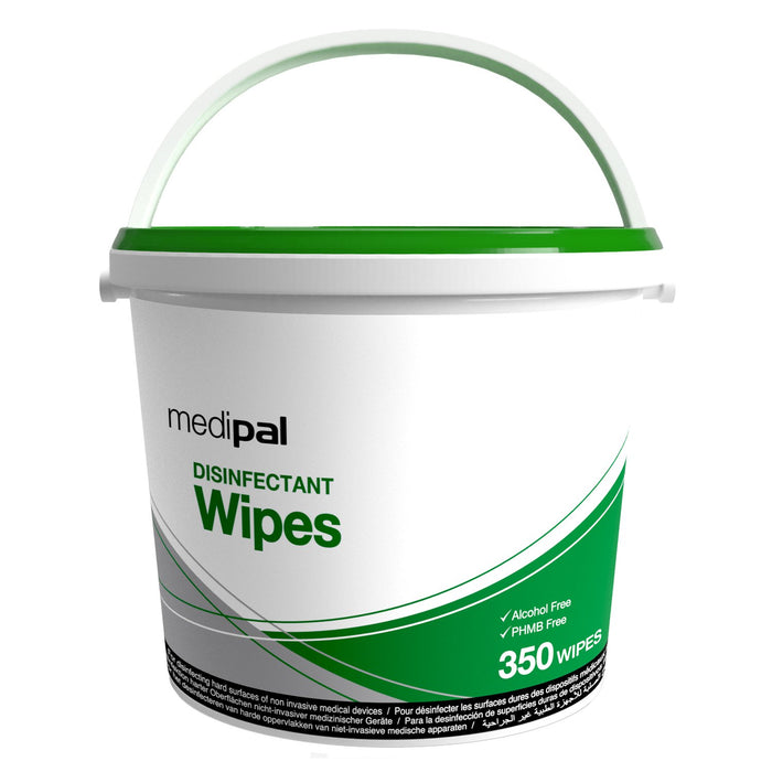 Medipal Disinfectant Wipes, 350 wipes
