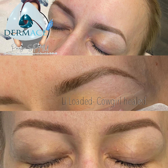 Cowgirl LOADED Semi Permanent Makeup Pigment