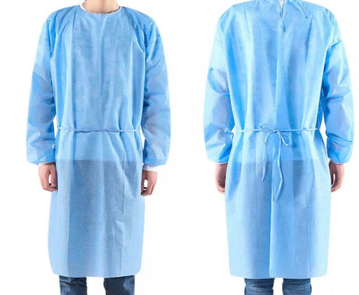 Disposable Technician Gowns Pack of 10 VAT Free