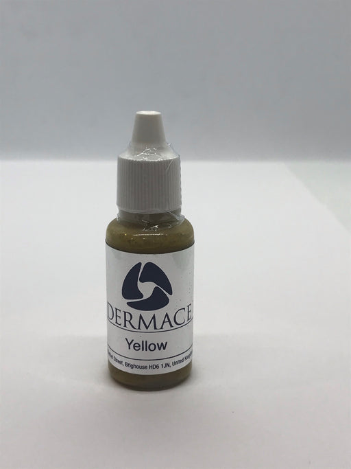 Yellow Stabiliser - Dermace Semi Permanent Makeup Pigment