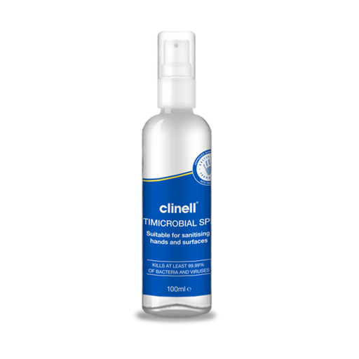 Clinell Antimicrobial Spray, 100ml