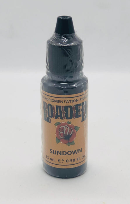 Sundown Loaded Pigment