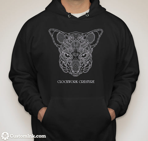 "Clockwork Creature ""Thingum"" Hoodie"
