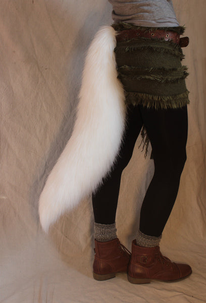 White Wolf Tail