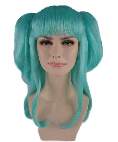 BANANA ANGEL WIG DARK BLUE LAKE HW-414