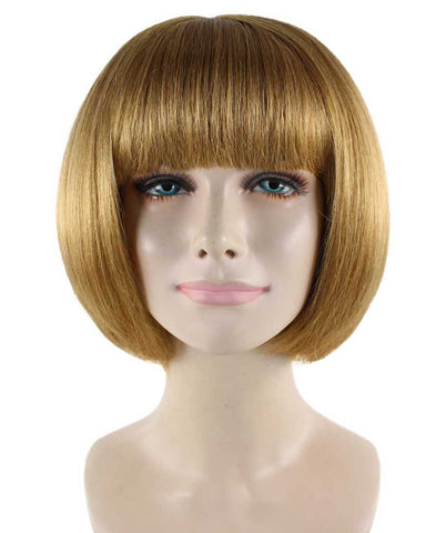 Wig for Cosplay Anna Wintour Casual Bob HW-1638