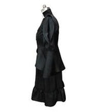 Woman's Home for Peregrine Costume, Black HC-145